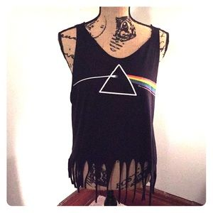 Urban Outfitters Pink Floyd Tank Top